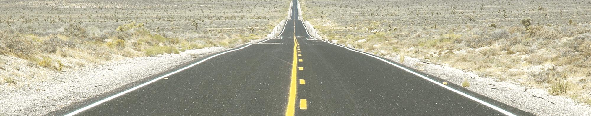 Landschaft on the road