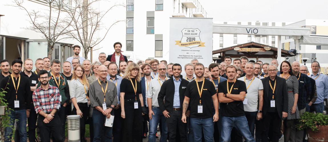 Memodo Speichertage Tour 2019 - Rückblick